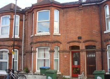 Thumbnail 5 bed terraced house to rent in Livingstone Road, Southampton