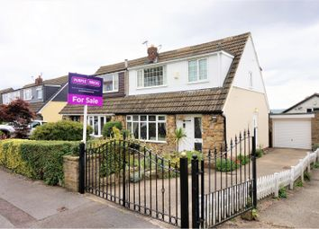 Thumbnail 3 bed semi-detached house for sale in Cotswold Avenue, Shipley