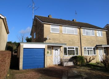 Thumbnail 3 bed semi-detached house for sale in York Close, Chippenham