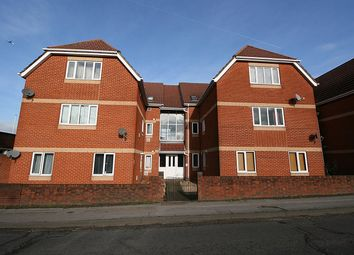 Thumbnail 2 bed flat for sale in Cobbett Road, Southampton
