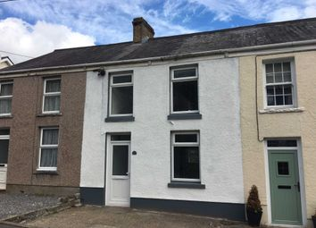 Thumbnail 3 bed terraced house to rent in Clydach Road, Craig-Cefn-Parc, Swansea