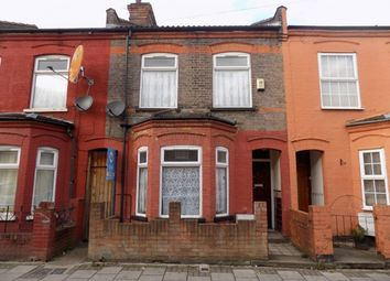 Thumbnail 3 bed terraced house to rent in Ash Road, Luton