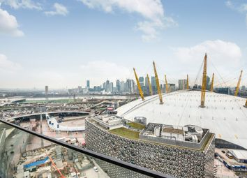 2 bed flat for sale in Upper Riverside, Greenwich Peninsula, London SE10