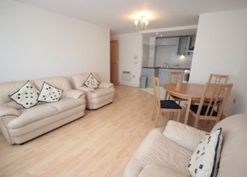 Thumbnail 2 bed flat to rent in Mercury House, Heathcroft, Ealing, London