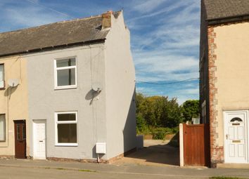 Thumbnail 3 bed end terrace house for sale in Portland Street, Clowne, Chesterfield