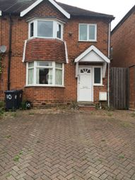 Thumbnail 5 bed semi-detached house to rent in Metfield Croft, Harborne Birmingham