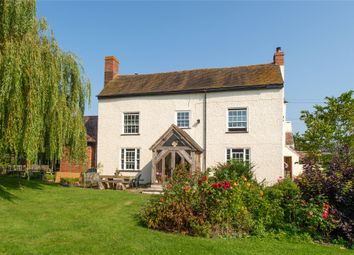 Thumbnail 4 bed detached house for sale in Haselor Lane, Hinton-On-The-Green, Evesham, Worcestershire