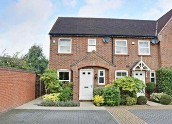 Thumbnail 2 bed end terrace house for sale in Sunwood Drive, Sherfield-On-Loddon, Hook