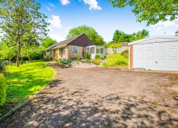 Thumbnail 3 bed detached bungalow for sale in Old Monmouth Road, Whitchurch, Ross-On-Wye