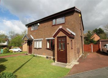 Thumbnail 2 bed property for sale in Barnacre Close, Preston
