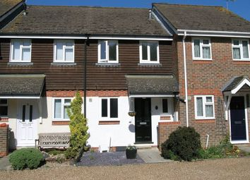 Thumbnail 2 bed terraced house for sale in Heath Close, Sayers Common, Hassocks