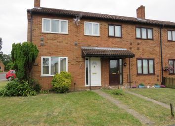 Thumbnail 3 bed end terrace house to rent in Roebuck Drive, Lakenheath, Brandon
