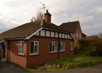 Thumbnail 2 bedroom detached bungalow to rent in Bath Road, Manton, Marlborough