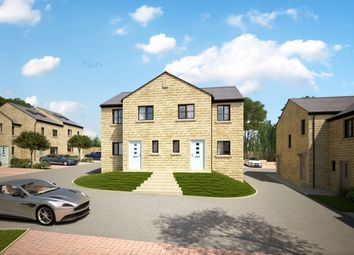 Thumbnail 3 bed semi-detached house for sale in Croft Park, Ellison Street, Glossop