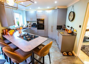 Thumbnail 3 bed semi-detached house for sale in Pond Road, Horsford, Norwich