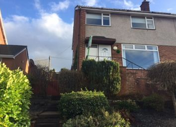Thumbnail 3 bed semi-detached house for sale in St. Ninians, Lanark