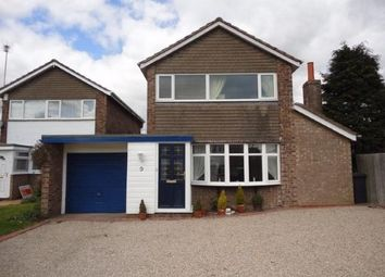 Thumbnail 3 bed link-detached house for sale in Oldany Way, Nuneaton, Warwickshire