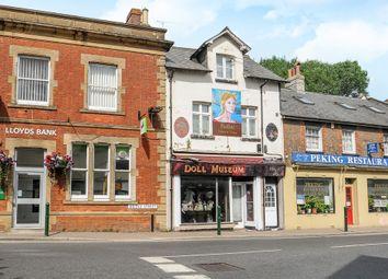 Thumbnail Retail premises for sale in 3-5 Bridge Street, Fordingbridge