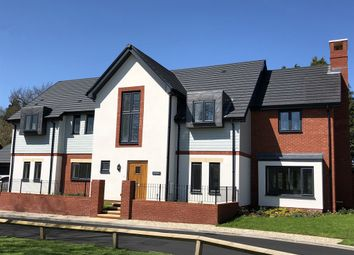 "Thumbnail 5 bed detached house for sale in ""Ashcroft"" at Ark Royal Avenue, Exeter"