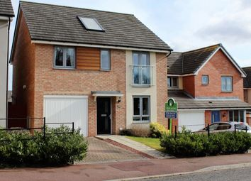 Thumbnail 4 bed detached house for sale in Coach Road, Throckley, Newcastle Upon Tyne