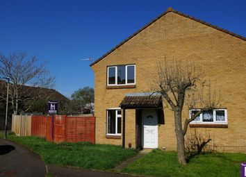 Thumbnail 1 bed end terrace house for sale in St Peters Close, Cheltenham