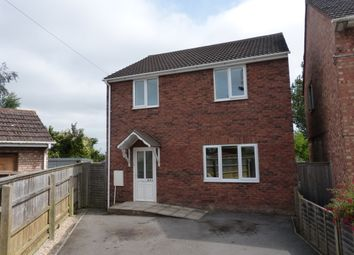 Thumbnail 4 bed detached house to rent in Woodbury Road, Bridgwater