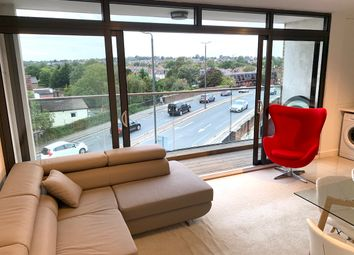 Thumbnail 2 bed flat to rent in Caxton Road, London