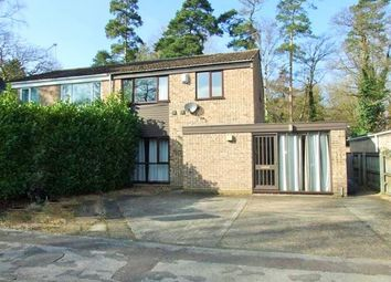 Thumbnail 3 bed semi-detached house to rent in Woodlands Way, Mildenhall, Bury St. Edmunds, Suffolk