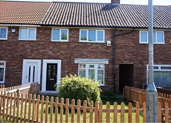 Thumbnail 3 bed terraced house to rent in Tweed Grove, Hull