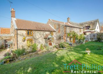 Thumbnail 4 bed cottage for sale in Stonebridge Road, Witton, North Walsham