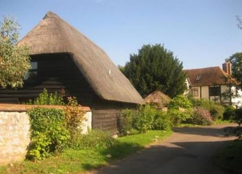 Thumbnail 3 bed barn conversion to rent in Manor Barn, Little Ickford, Aylesbury