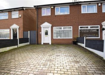 Thumbnail 3 bed town house for sale in Stamford Square, Ashton-Under-Lyne