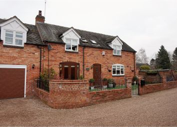 Thumbnail 4 bed cottage for sale in Duck Street, Egginton