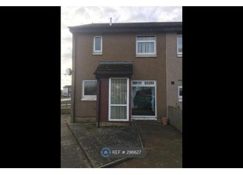 Thumbnail 1 bed end terrace house to rent in Mauldslie Place, Ashgill, Larkhall