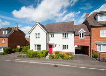 Thumbnail 4 bed link-detached house for sale in Tatchell Drive, Charing