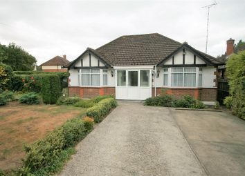 Thumbnail 3 bed bungalow for sale in Oakwood Road, Bricket Wood, St. Albans