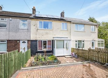 Thumbnail 3 bed terraced house for sale in Crescent View, Keighley