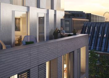 Thumbnail 1 bed flat to rent in St Barts Square, West Smithfield Road, London