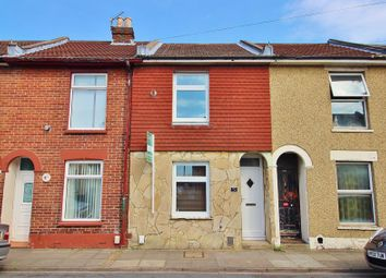 Thumbnail 2 bed terraced house for sale in Renny Road, Portsmouth
