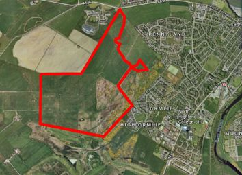Thumbnail Land for sale in Land At Pennyland Farm, Thurso KW147Pl