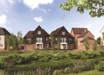 Thumbnail 4 bedroom detached house for sale in Woodhurst Park, Warfield, Berkshire