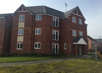 "Thumbnail 2 bed flat for sale in ""Harlow House"" at Prince Charles Avenue, Mackworth, Derby"