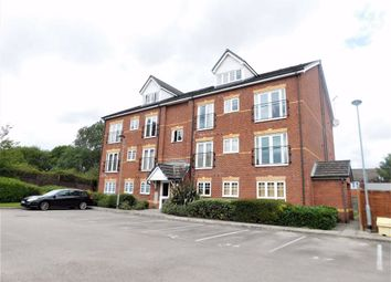Thumbnail 2 bedroom flat for sale in Chelburn Court, Shaw Heath, Stockport