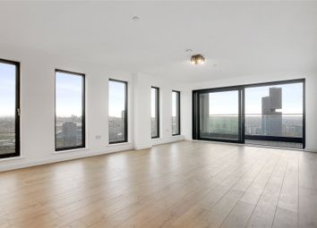 Thumbnail 2 bed flat for sale in Stratford Central, London
