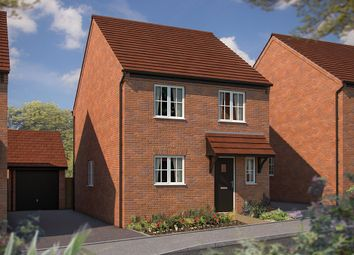 "Thumbnail 4 bed semi-detached house for sale in ""The Salisbury"" at Irthlingborough Road, Wellingborough"