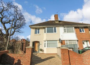 Thumbnail 3 bed flat for sale in Millbrook Road, Southampton