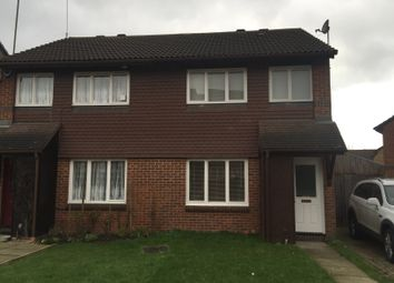 Thumbnail 3 bed semi-detached house to rent in Anthony Road, Woodside