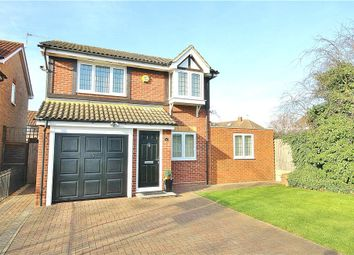 Thumbnail 3 bed detached house for sale in Wychwood Close, Sunbury On Thames