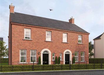 Thumbnail 3 bed semi-detached house for sale in 107, Readers Park, Ballyclare