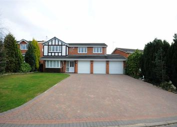 Thumbnail 5 bed detached house for sale in Cranmore Grove, Stone